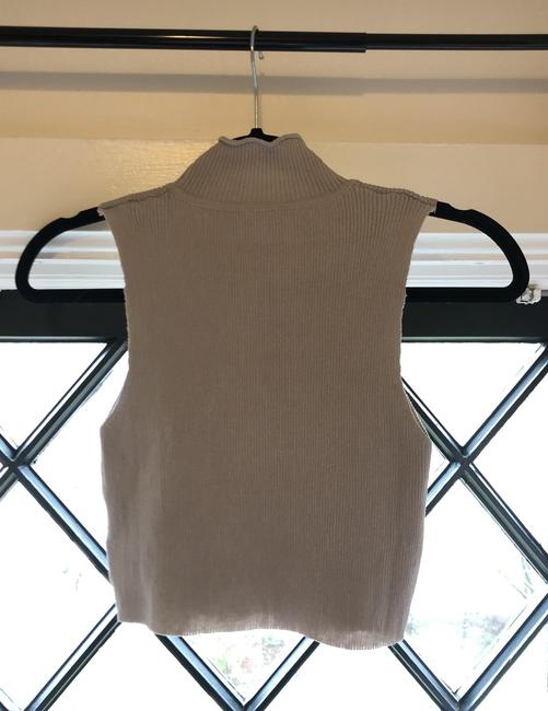 Unknown Top taupe/beige Image 3