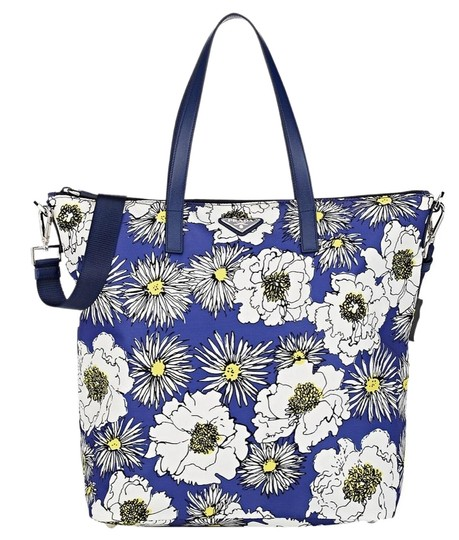 Preload https://img-static.tradesy.com/item/25301630/prada-floral-nylon-trim-leather-imported-tote-0-3-540-540.jpg