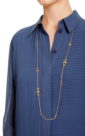 Preload https://img-static.tradesy.com/item/25301664/tory-burch-gold-gemini-link-new-convertible-wrappable-16k-necklace-0-1-540-540.jpg