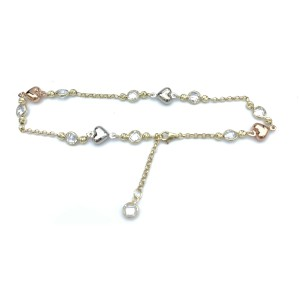 Other (852) 14k yellow gold anklet