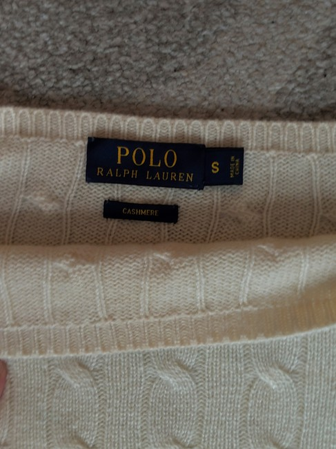 Polo Ralph Lauren Cashmere Cable Sweater Image 5