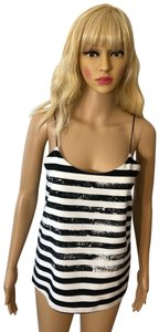 tibi Blousewithstripes Sleevelessblouse Top