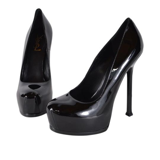 Saint Laurent Black Pumps Image 2