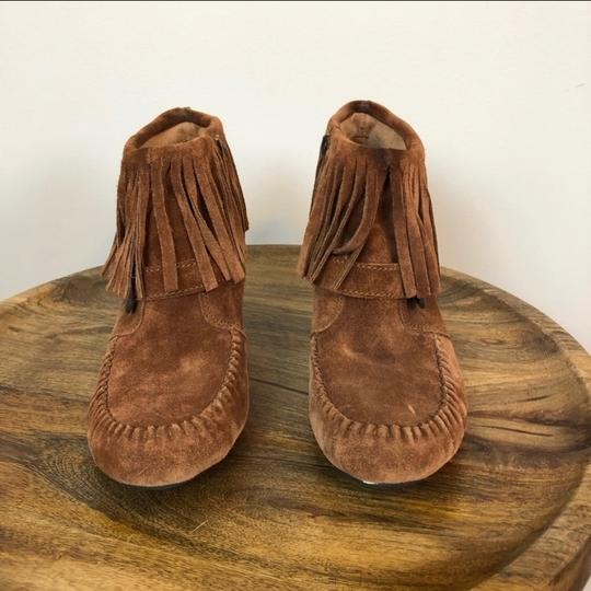 Brn Brown Boots Image 1