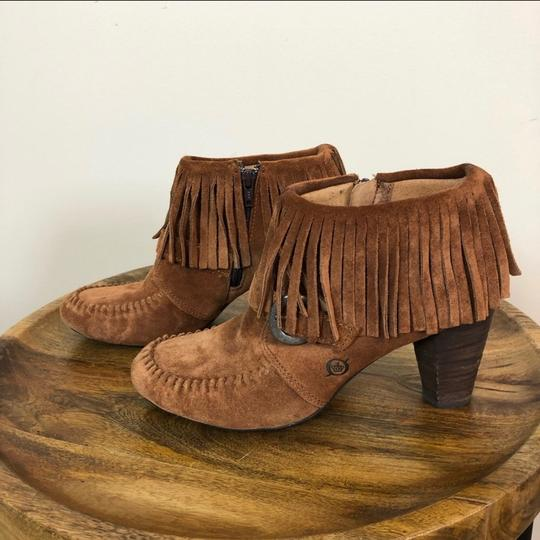 Brn Brown Boots Image 3