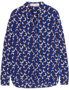 Stella McCartney Victoria Beckham The Row Isabel Marant Ellery Lela Rose Top Blue