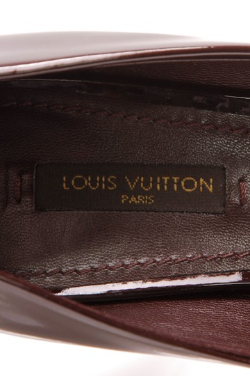 Louis Vuitton Red Pumps Image 8