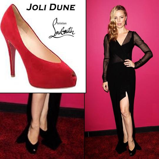 Christian Louboutin Red Pumps Image 1