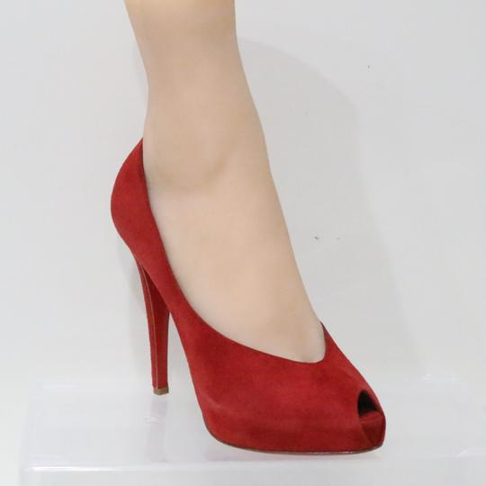 Christian Louboutin Red Pumps Image 5