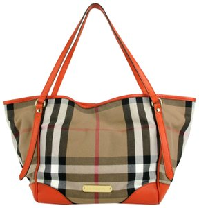 230a255b59 Orange Burberry Bags - 70% - 90% off at Tradesy