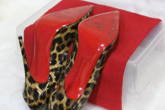 Christian Louboutin Brown Pumps Image 2