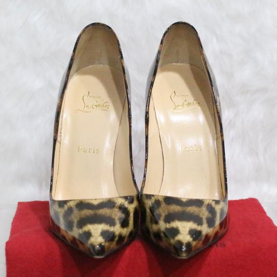 Christian Louboutin Brown Pumps Image 6