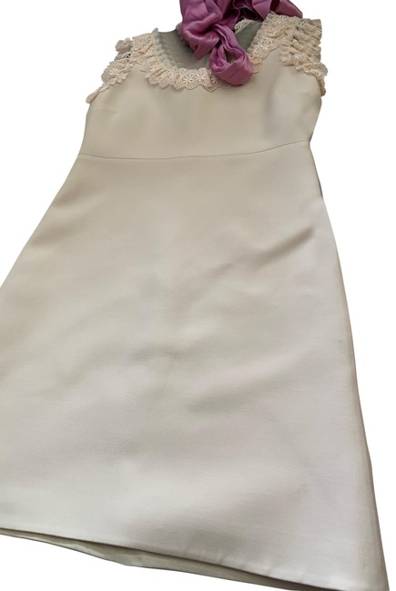 Item - Ivory New with Tags Short Casual Dress Size 6 (S)