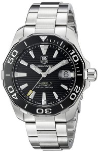 TAG Heuer Tag Heuer Aquaracer Automatic Black Dial Mens Watch WAY211A.BA0928