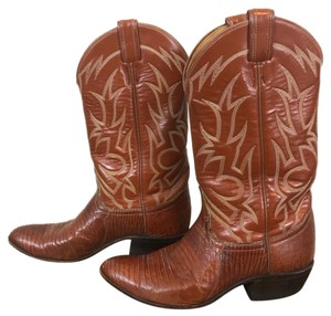Tony Lama Brown Boots