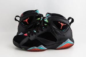 Nike Black Jordan Air Jordan 7 Retro 30th Shoes