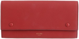 Céline Celine Multifunction Flap Large Wallet