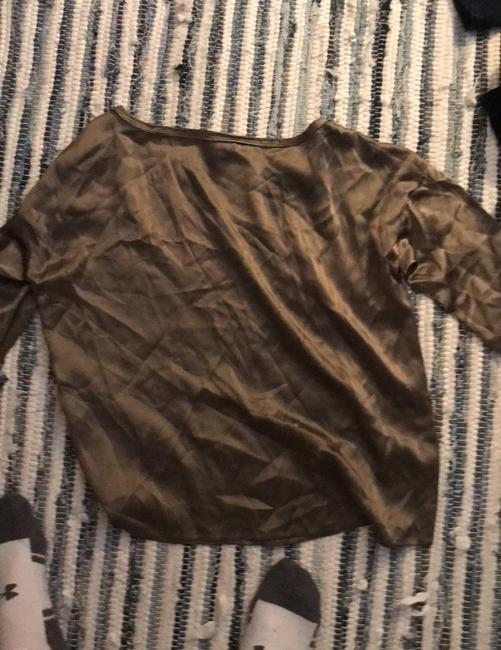 Joie Top olive green Image 1