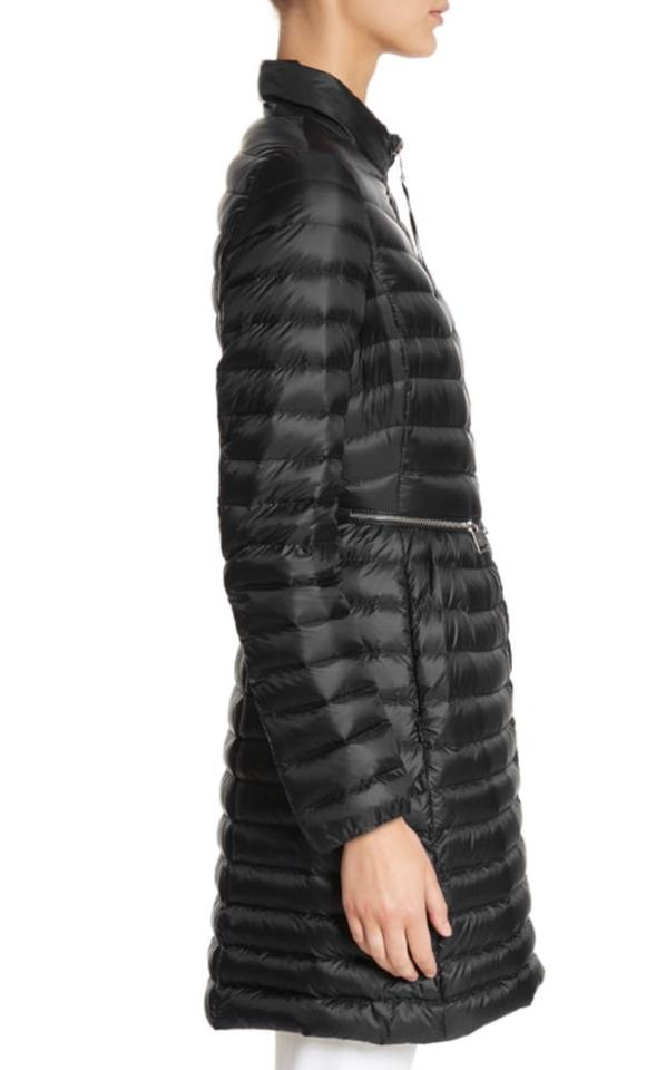 2bdb4f58a Moncler Black Agatelon Down Quilted Puffer Jacket Coat Size 4 (S) 40% off  retail