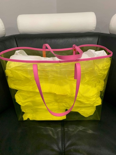 Versace Rockstud Studded Classic Quilted Fanny Tote in Yellow Image 10