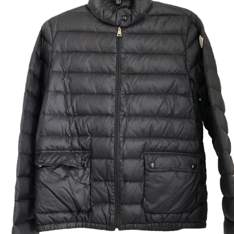 19f328aaf Moncler Black Women's Lans Quilted Down In Jacket Size 4 (S)