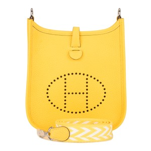 1354cb9c9710 Yellow Hermès Bags - 70% - 90% off at Tradesy