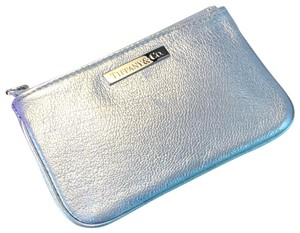 Tiffany & Co. Leather Grained Flat Pouch