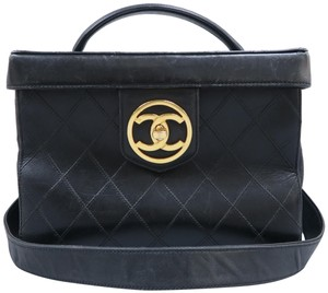 e97b598e2e2946 Chanel Makeup Bags | Chanel Cosmetic Bags on Sale - Up to 70% off at ...