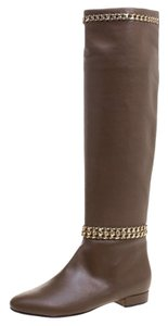 Le Silla Leather Brown Boots