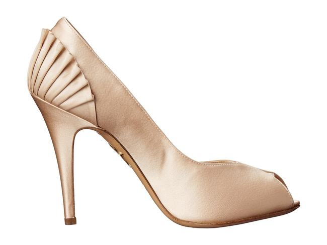 Item - Satin Pavletta Pumps Size US 10 Regular (M, B)