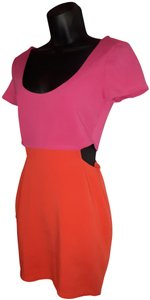 Lucca Couture Date Party 80's Pretty Woman Dress