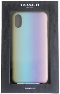 Coach Coach Ombre Leather iPhone X iPhone XS Case