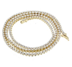 Yellow Gold Mwj-102948 Necklace