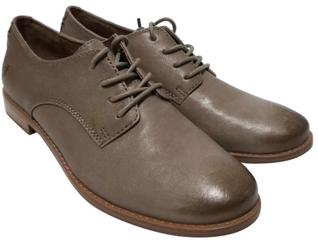 Item - Gray New Oxford Women's Lace Up Ankle Boots/Booties Size US 8.5 Regular (M, B)