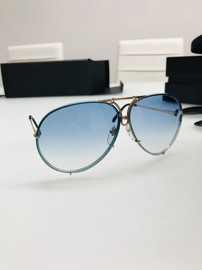 PORSCHE DESIGN PORSCHE DESIGN P8478 Z 69MM COLOR OF THE YEAR 2019 SUNGLASSES Image 1