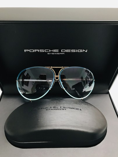 PORSCHE DESIGN PORSCHE DESIGN P8478 Z 69MM COLOR OF THE YEAR 2019 SUNGLASSES Image 2