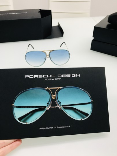 PORSCHE DESIGN PORSCHE DESIGN P8478 Z 69MM COLOR OF THE YEAR 2019 SUNGLASSES Image 3