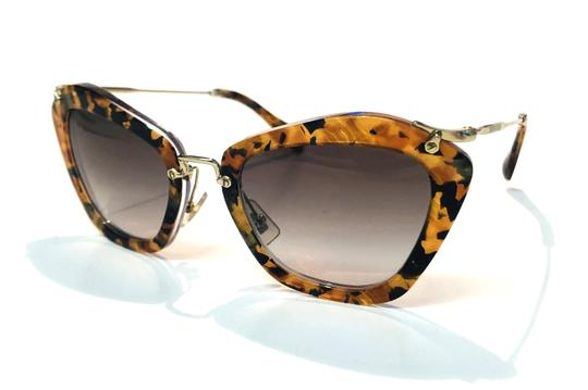 Miu Miu Vintage New Condition Noir Cat Walk SMU10N DHF0A7 Free 3 Day Shipping Image 11