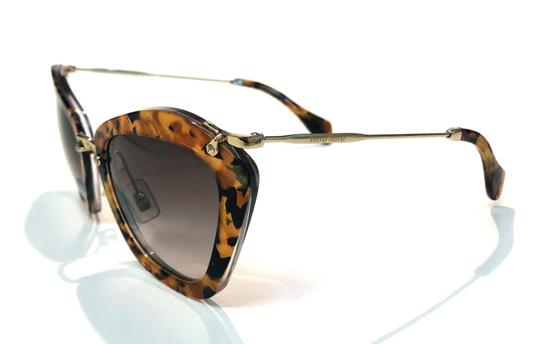 Miu Miu Vintage New Condition Noir Cat Walk SMU10N DHF0A7 Free 3 Day Shipping Image 4