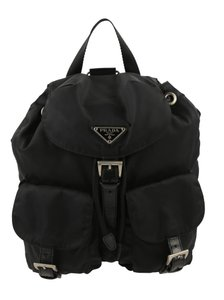 Prada Nylon #40 Backpack