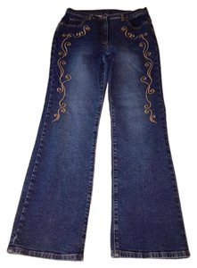 Westbound Straight Leg Jeans-Distressed