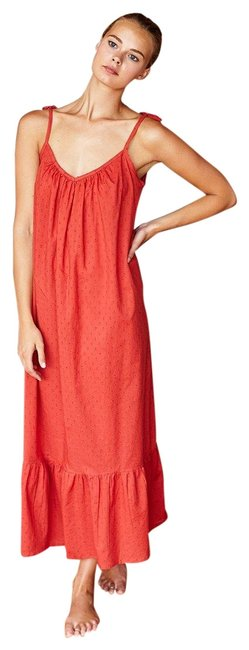 Preload https://img-static.tradesy.com/item/25308915/emerson-fry-red-india-sundress-long-casual-maxi-dress-size-2-xs-0-1-650-650.jpg