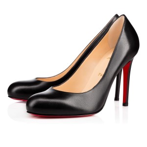 Christian Louboutin Stiletto Pigalle Follies Classic Simple black Pumps