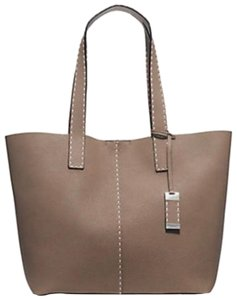 Michael Kors Collection Tote in Taupe