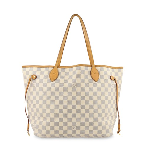 Preload https://img-static.tradesy.com/item/25310004/louis-vuitton-neverfull-mm-damier-azul-white-canvas-shoulder-bag-0-2-540-540.jpg