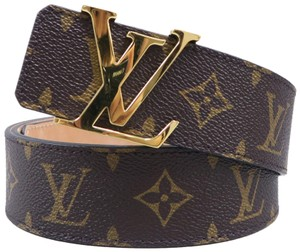 0c5f2d108835 Louis Vuitton Belts on Sale - Up to 70% off at Tradesy