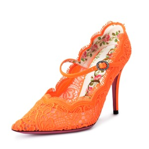 e762dcc50 Women's Orange Gucci Shoes Regular (M, B)