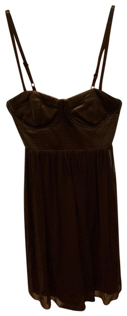 Item - Black Gia Mid-length Night Out Dress Size 0 (XS)