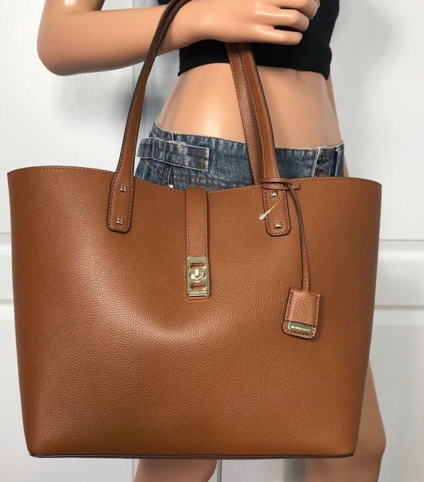 2f289892f81ff7 Michael Kors Carryall (New) Karson Large Luggage Genuine Leather Tote -  Tradesy