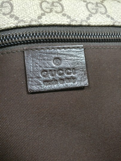 Gucci Web Messenger Gg Supreme Cross Body Bag Image 11